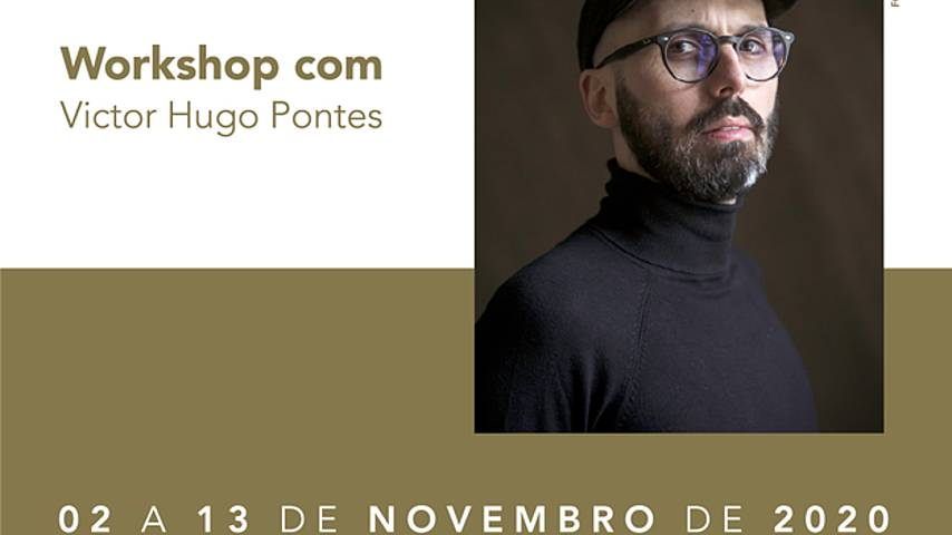 Workshop Victor Hugo Pontes